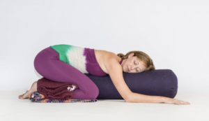 Rest with Restorative Yoga