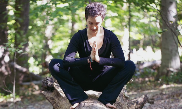Yoga for Stress & Anxiety